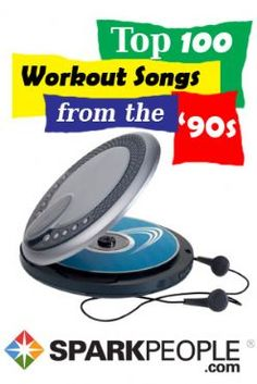 Top 100 Workout Songs from the 90s by SparkPeople