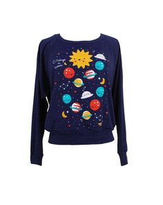 Hey, I found this really awesome Etsy listing at https://www.etsy.com/listing/177824572/outer-space-sweater-galaxy-stars-planets
