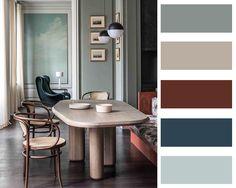 Pallet Furniture Projects Colour Palette by Paleutr - Color Harmony, Color Balance, Room Colors, House Colors, Interior Paint Colors, Interior Design, Paint Color Schemes, Design Apartment, Pallet Furniture
