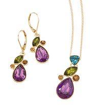 Beautiful Jewel-Tone Collection Gift Set youravon.com/lashandaburton