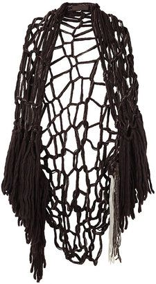 ShopStyle: Wendy Nichol / Handknit Shawl
