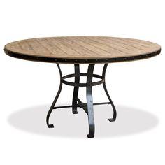 Riverside 14251-14252 Sherborne Round Dining Table