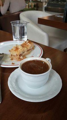 Türk kahvesi - Güllüoğlu