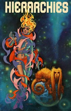 Frank Kelly Freas - Hierarchies, 1973.