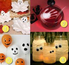 laLlonaMella | una sola vida para ser feliz: Ideas para decorar tu casa en Halloween