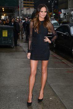 Chrissy Teigen Style - Chrissy Teigen Fashion Photos
