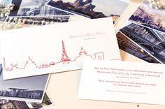 Cet article FAIRE-PART TOUR EIFFEL<br> ROMANTISME PARISIEN est apparu en premier sur L'Atelier d'Elsa Faire-part - faire-part de mariage et de naissance créé sur mesure, papeterie originale Jour J et carterie évènementielle.