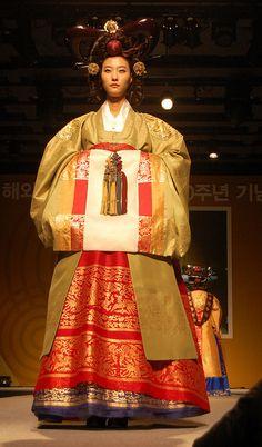 Hanbok - court handok