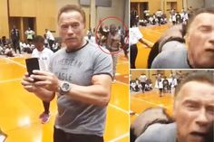 actor Arnold Schwarzenegger was recently attacked by a man while attending the Arnold Classic Africa Multisport Festival and Trade Expo in Sandton, South Africa. Bodybuilding Competition, Bodybuilding Diet, Weight Training Programs, Workout Programs, Security Consultant, Big Biceps, Types Of Diabetes, Arnold Classic