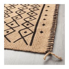 IKEA JASSA rug, flatwoven Jute is a durable and recyclable material with natural colour variations. Burlap Rug, Outside Room, Magic Carpet, Natural Rug, Ikea Furniture, Beautiful Space, Floor Rugs, Cozy House, Home Living Room