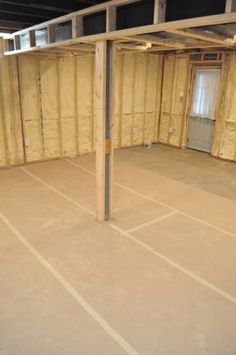 DSC_0013 & Basement Framing and Soffit Planning | Pinterest | Basements ...