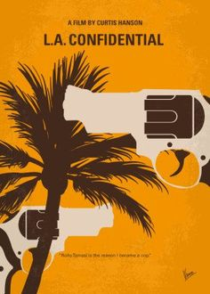 My LA Confidential minimal movie poster Art Print by chungkongmmp Film Poster Design, Movie Poster Art, Poster Designs, La Confidential, Poster Prints, Art Prints, Art Posters, Film Posters, Celebrity Film