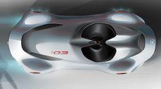 Mercedes-Benz Silver Arrow Concept – Imagini si video - AutoMOD.ro