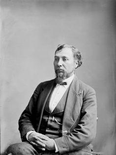 L. S. Dagnet - Peoria/Ottawa - circa 1877 Ottawa, Abraham Lincoln