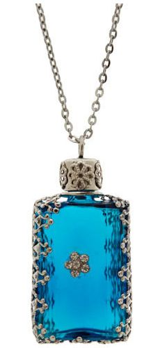 lovely bottle necklace via: live-by-the-sun: