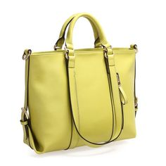 4c6fbf9eace Fineplus Women s Multifunctional Simple Large Cow Leather Shoulder Bags  Fruit-green fineplus Creative Bag