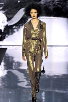 Badgley Mischka Fall 2012 Ready-to-Wear Fashion Show - So Young Kang