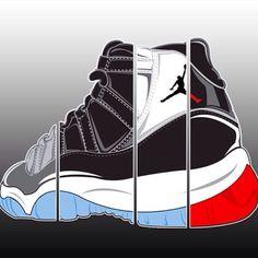 Air Jordan XI 4 in 1