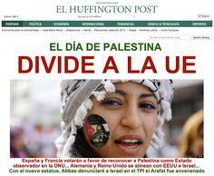 Palestina divide a la UE