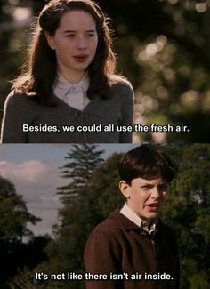 That moment when you realize that you are Edmund.