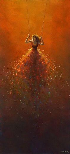 Jimmy Lawlor – Artiste peintre : Juste Superbe ! | Ma danse du monde