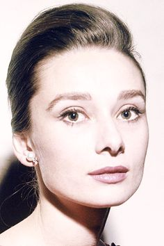 Audrey Hepburn photographed by Jim Pringle in 1960.