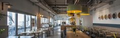LovEat coffee shop by Ronen Levin & Studio beam, Tel Aviv – Israel » Retail Design Blog