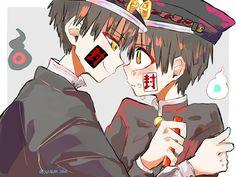 🌹Ai No Kokuhaku🌹 - Imágenes Jibaku Shounen Hanako-kun - Página 2 - Wattpad Manga Anime, Anime Art, Yugi, Real Anime, Familia Anime, Handsome Anime Guys, Drawing Reference Poses, Anime Ships, Doujinshi