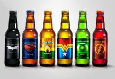 biere super heros batman superman ww justice league