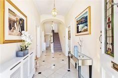 Terraced House for Sale: 3 Ballygihen Avenue Sandycove, County Dublin Hallway Inspiration, Terraced House, Dublin, Home, Ad Home, Homes, Haus, Houses