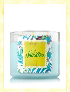 Bright day lilies, tonka beans & bergamot create a beautiful new style of fragrance!