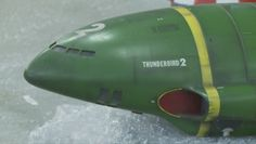 Thunderbird 2 – A team of filmmakers are making three new episodes in the style of the originals after raising hundreds of thousands of pounds from an online campaign. Timeless Series, Thunderbirds Are Go, Penelope, Sci Fi Tv, Puppet Making, Space Photos, Old Toys, A Team, Puppets