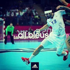 Team handball - karabatic JO2012