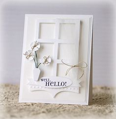 Pickled Paper Designs: Well, Hello! - TCPTues216