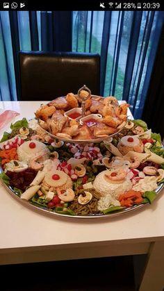 Moroccan Salad, Healthy And Unhealthy Food, Ramadan Recipes, Food Presentation, Baby Food Recipes, Food Porn, Food And Drink, Yummy Food, Cooking