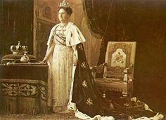 Troonzetel koning Willem-Alexander komt uit 1901