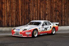 Daytona and Sebring Competitor - 1981 Porsche 924 GTR Daytona 24, Porsche 924, Fat Man, Race Cars, Racing, Vehicles, Motor Sport, Board, Drag Race Cars