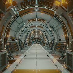 UE4 - SciFi Corridor..., Daniel McKay on ArtStation at https://www.artstation.com/artwork/QNwXx
