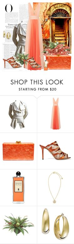 """The Good Girl ~ Mules"" by flippintickledinc ❤ liked on Polyvore featuring Yves Saint Laurent, Halston Heritage, Edie Parker, Charlotte Olympia, Serge Lutens, Versace, Vanity Fair, Ethan Allen, INC International Concepts and mules"