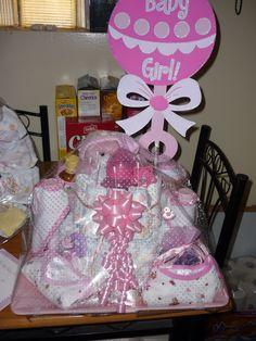 baby shower gift basket Baby Shower Gift Basket, Baby Shower Gifts, Shreddies, Gift Baskets, Children, Day, Design, Sympathy Gift Baskets, Young Children