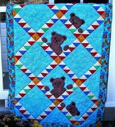656 Best Handmade Baby Quilts images in 2019 | Appliques