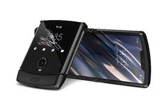 The new Motorola Razr is an Android foldable smartphone produced by Motorola Mobility. It is powered by the Qualcomm Snapdragon 710 system-on-chip. Smartphone Features, Display Technologies, Tech News, Homescreen, Android