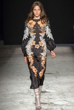 Francesco Scognamiglio Spring 2015 Ready-to-Wear - Collection - Gallery - Style.com