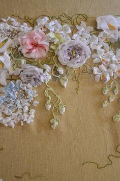 Gallery.ru / Фото #160 - Вышивка лентами.Мои работы. - Starlin