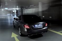 The brand new #Mercedes-#Benz E-Class Sedan Is really a Marriage Of High #Technology And Luxury