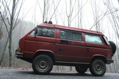 Nice syncro camper