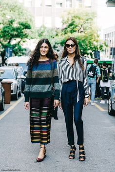 MILAN FASHION WEEK STREET STYLE #3