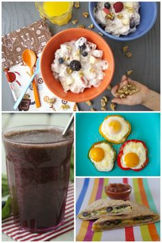 5 Breakfasts in 5 Minutes or Less! on Babble Voices!