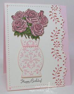 QFTD215 Birthday Roses