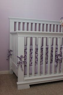 Directions For Spray Painting A Crib.
